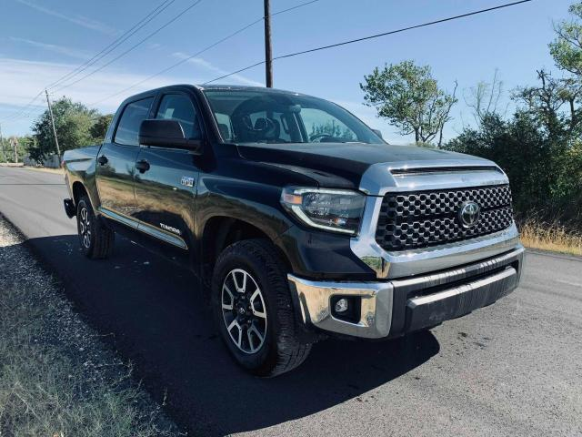 Toyota salvage cars for sale: 2020 Toyota Tundra CRE