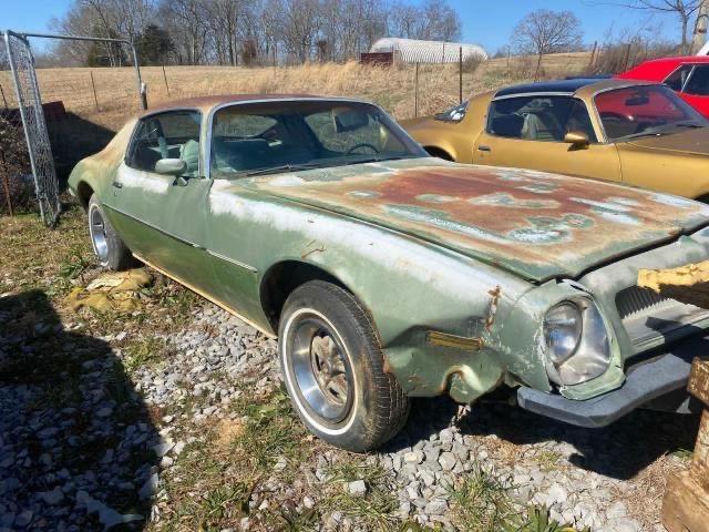 Pontiac Firebird salvage cars for sale: 1974 Pontiac Firebird
