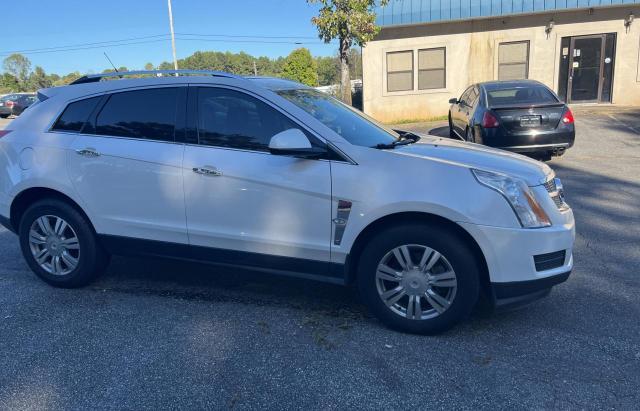 Vehiculos salvage en venta de Copart Austell, GA: 2011 Cadillac SRX Luxury