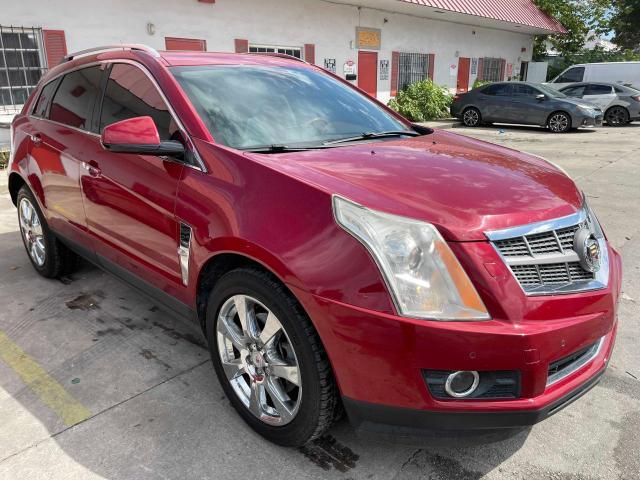 Cadillac Vehiculos salvage en venta: 2010 Cadillac SRX Premium
