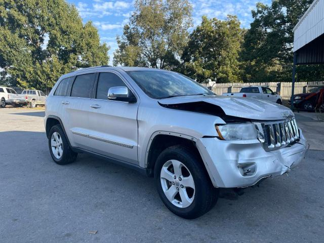 Salvage cars for sale at Conway, AR auction: 2012 Jeep Grand Cherokee