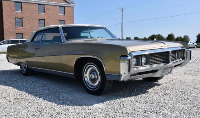 Buick Electra salvage cars for sale: 1969 Buick Electra