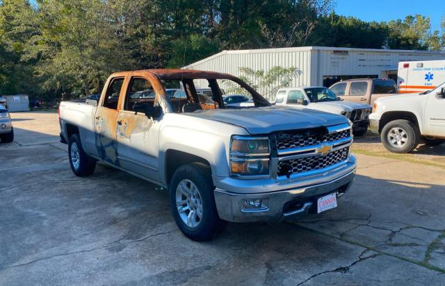 Salvage cars for sale from Copart Eight Mile, AL: 2015 Chevrolet Silverado