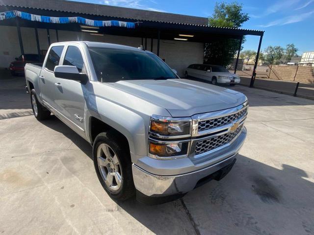 Salvage cars for sale from Copart Phoenix, AZ: 2015 Chevrolet Silverado