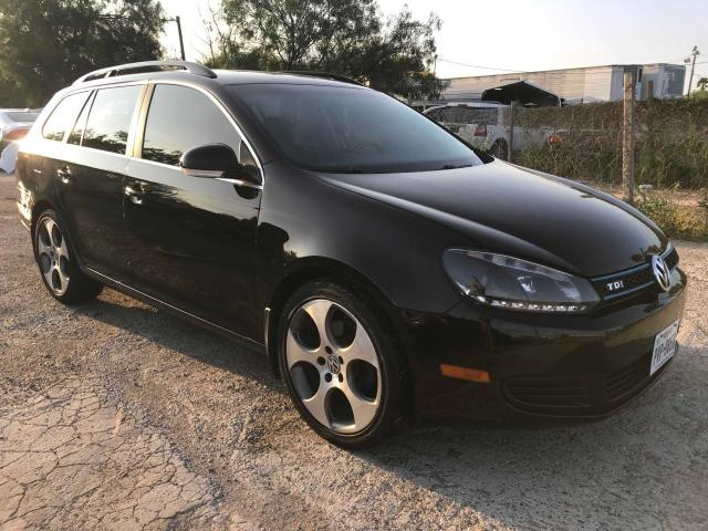2014 Volkswagen Jetta TDI en venta en Mercedes, TX