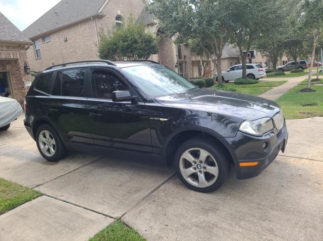 2008 BMW X3 3.0SI en venta en Houston, TX