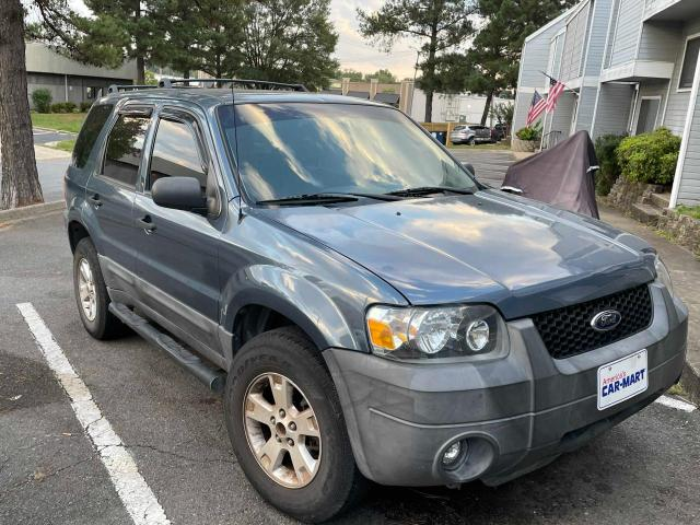 Salvage cars for sale at Conway, AR auction: 2006 Ford Escape XLT