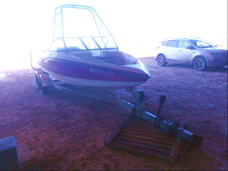 Salvage cars for sale from Copart Houston, TX: 2001 Cenu Boat