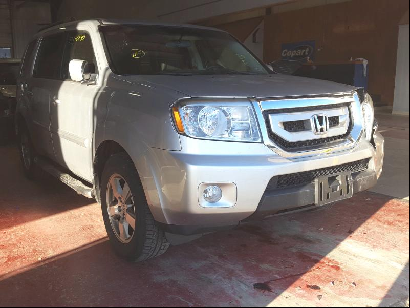 Honda Pilot salvage cars for sale: 2010 Honda Pilot