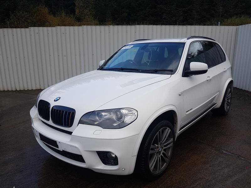 BMW X5 XDRIVE4 - 2011 rok
