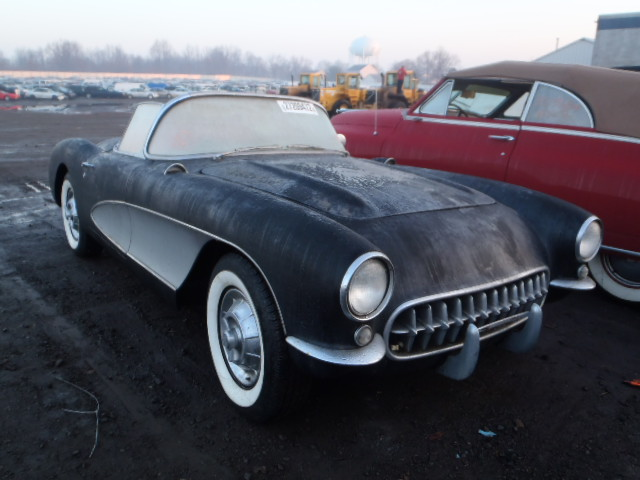1957 Chevrolet Corvette en venta en Hillsborough, NJ
