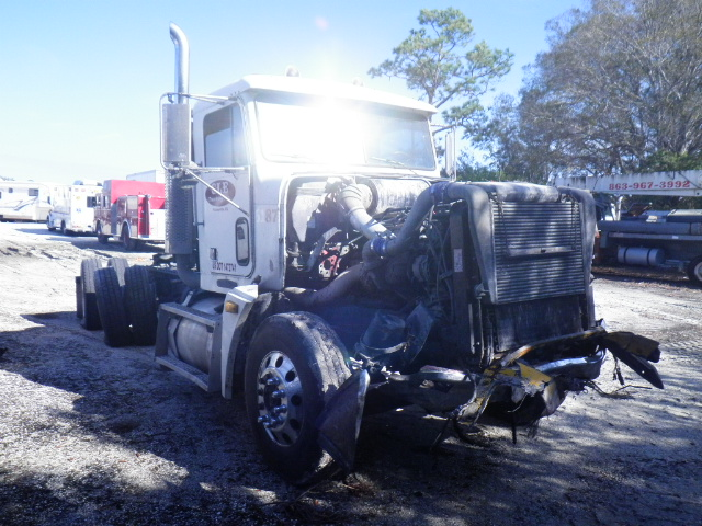 Freightliner salvage cars for sale: 1996 Freightliner Convention
