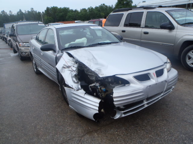 2002 PONTIAC GRAND AM 3.4L