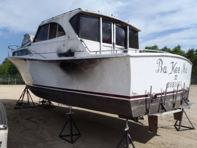 33G207 - 1968 PACE BOAT ONLY [Angle] View
