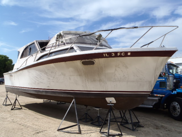 1968 PACE BOAT ONLY