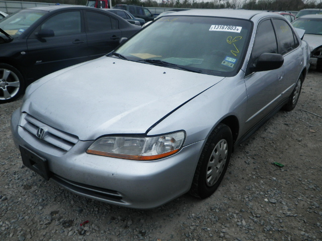 1HGCF866X2A004822 - 2002 HONDA ACCORD VAL 2.3L Right View