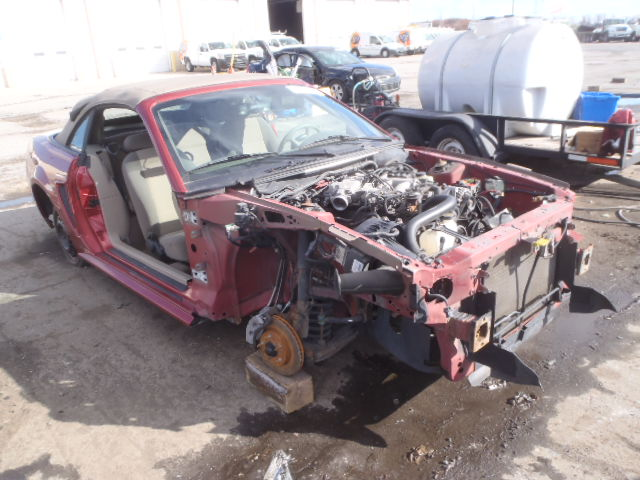 1FAFP44433F402371 - 2003 FORD MUSTANG