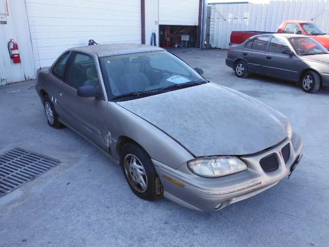 1996 PONTIAC GRAND AM S 2.4L