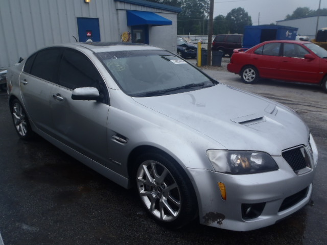 East Fayetteville Auto >> Auto Auction Ended on VIN: 6G2EP57W29L307147 2009 Pontiac G8 Gxp in Atlanta East, GA