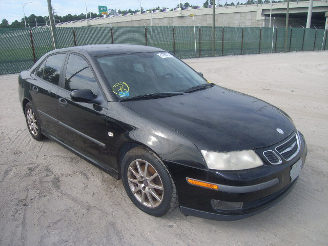 Salvage 2003 SAAB 9 3 - Small image. Lot 17900614