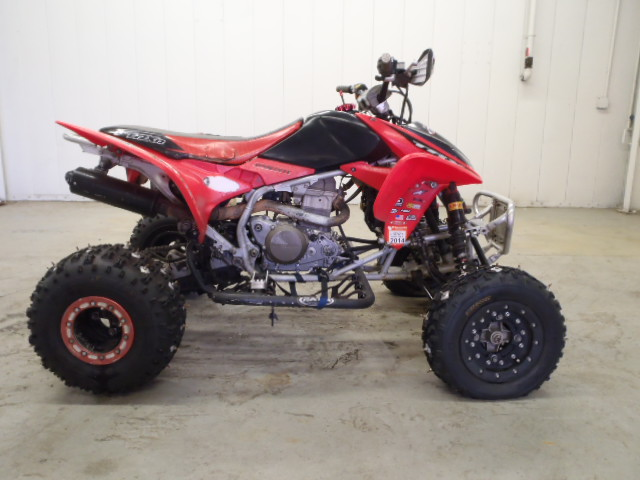 Auto Auction Ended On Vin 1hfte30075a105495 2005 Honda Trx450r In