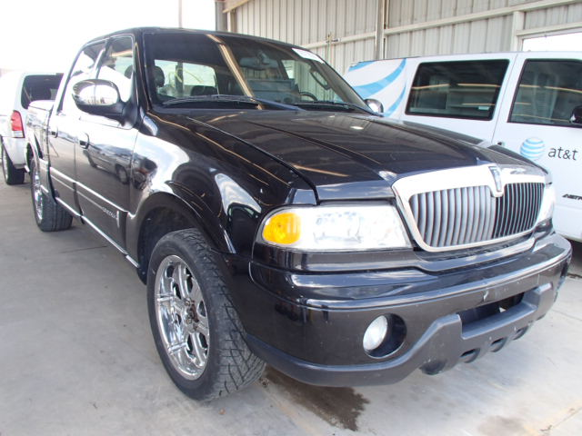 2002 LINCOLN BLACKWOOD 5.4L