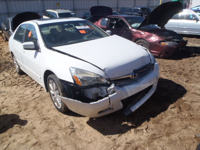 2006 HONDA ACCORD EX 3.0L