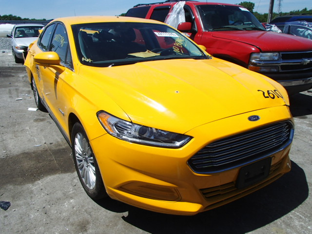 2017 Ford Fusion S 2 0l