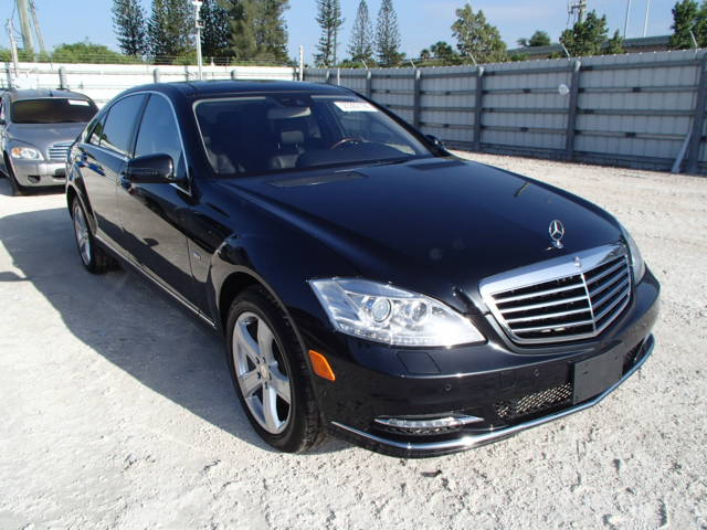 Auto Auction Ended On Vin Wddng9eb0ca443477 2012 Mercedes