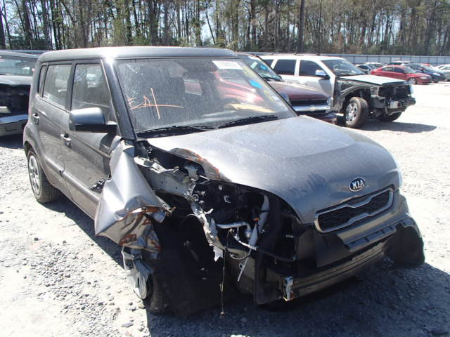 Auto Auction Ended On Vin Kndjt2a5xd7612687 2013 Kia Soul In Tx