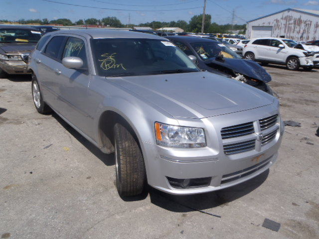 2008 dodge magnum r t for sale il chicago south salvage cars copart usa. Black Bedroom Furniture Sets. Home Design Ideas