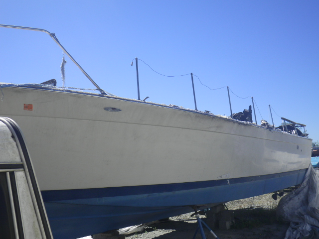 FXA315031 - 1971 CRIS BOAT ONLY [Angle] View
