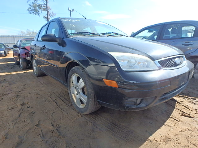2005 Ford Focus ZX4 en venta en Gaston, SC