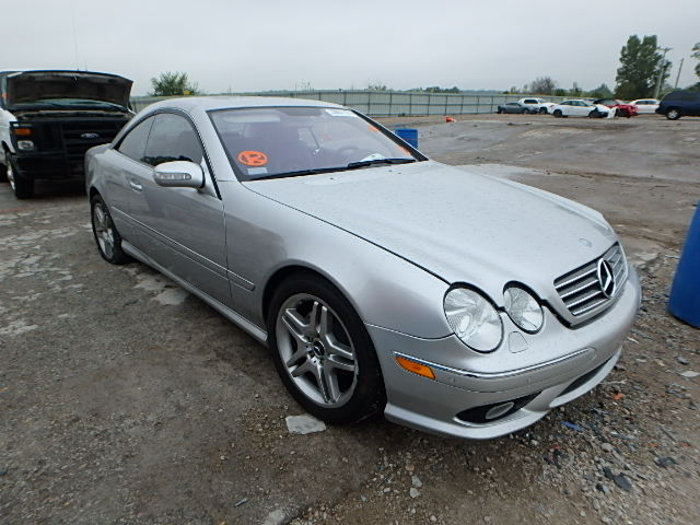 Auto auction ended on vin wdbpj75j56a046978 2006 mercedes for 2006 mercedes benz cl500 for sale