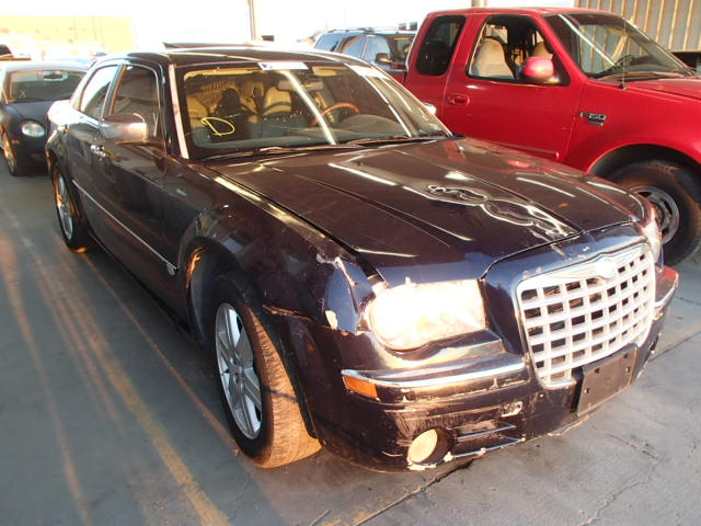 2C3LK63H86H100898 - 2006 CHRYSLER 300C AWD