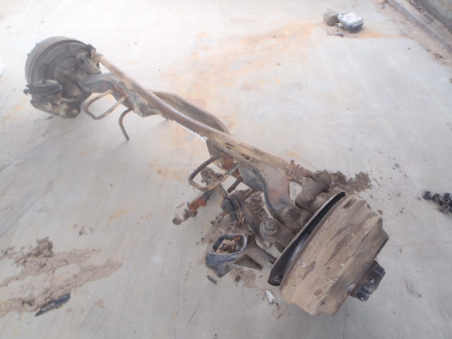 click here to view 2000 MACK TRUCK AXLE at IBIDSAFELY