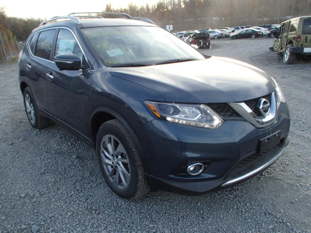 Auto Auction Ended On Vin 5n1at2mv4ec857663 2014 Nissan