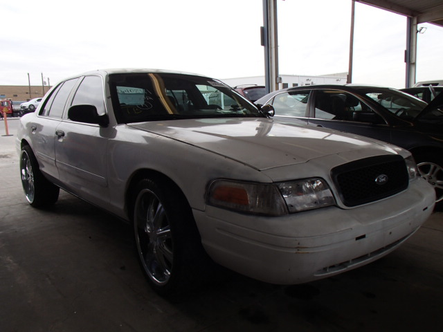 2003 FORD CROWN VIC 4.6L
