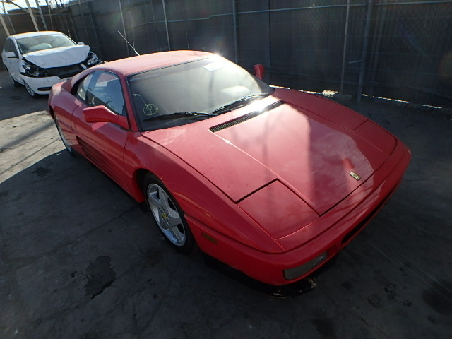 Auto Auction Ended On Vin Zfffa35a5k0082371 1989 Ferrari 348 Tb In