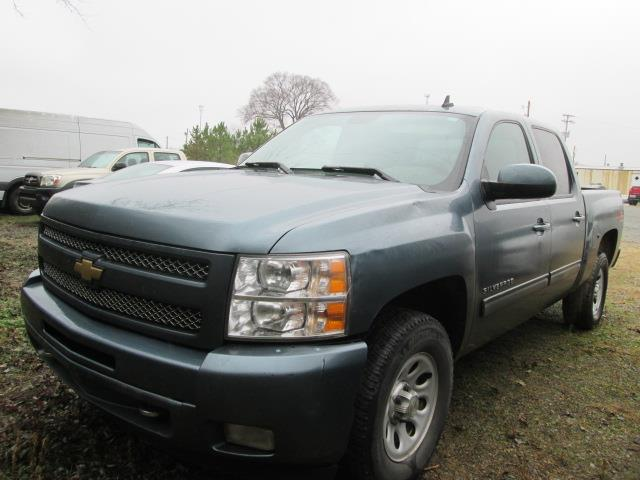 2010 Chevrolet Silverado for sale in Casper, WY