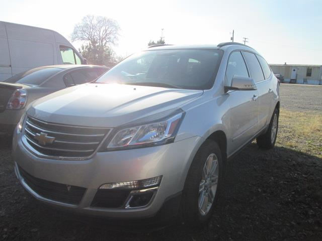 2014 Chevrolet Traverse L for sale in Casper, WY