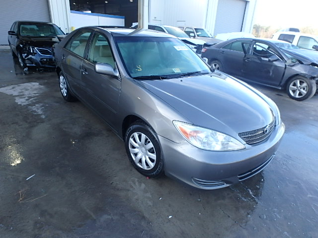 2002 TOYOTA CAMRY LE/X 2.4L