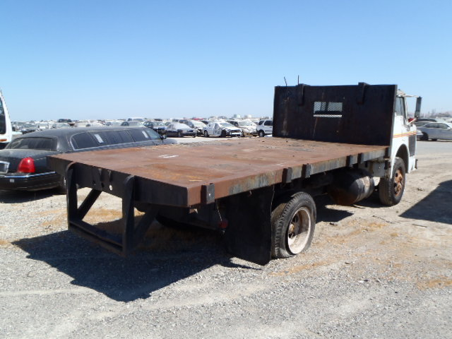1972 FORD FLATBED