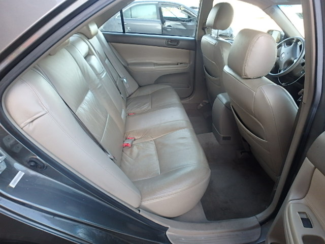 2002 TOYOTA CAMRY LE/X