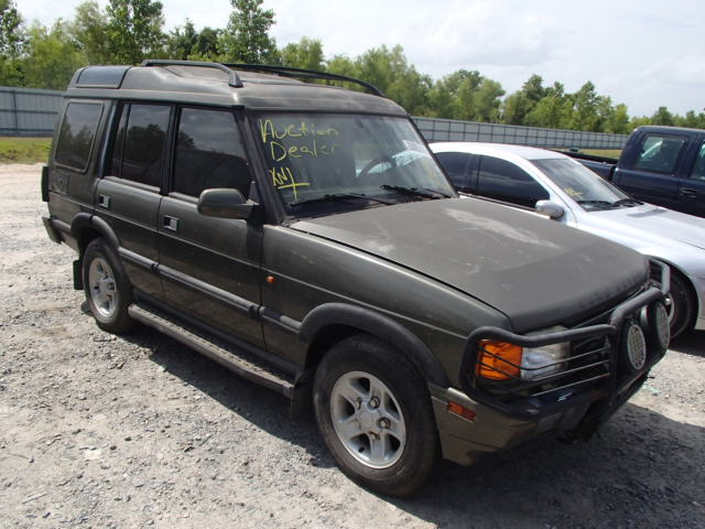 1998 LAND ROVER DISCOVERY 4.0L