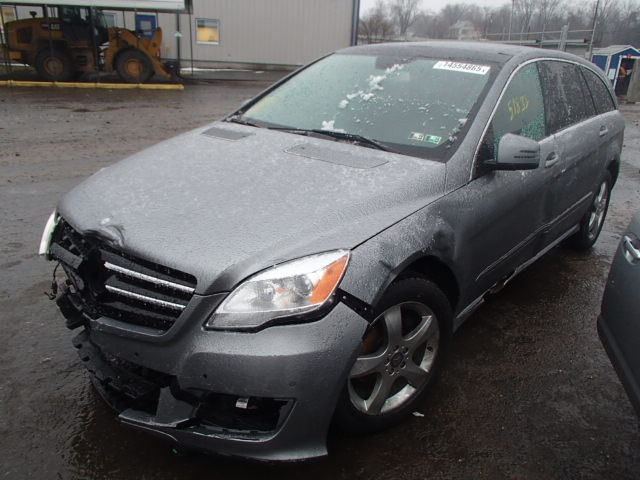 Auto auction ended on vin 4jgcb6fe2ba117455 2011 mercedes for 2011 mercedes benz r350 for sale
