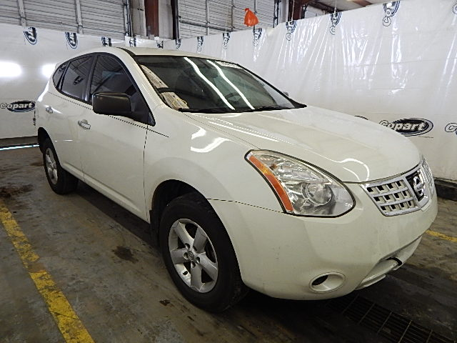 JN8AS5MT5AW014009 - 2010 NISSAN ROGUE S/SL