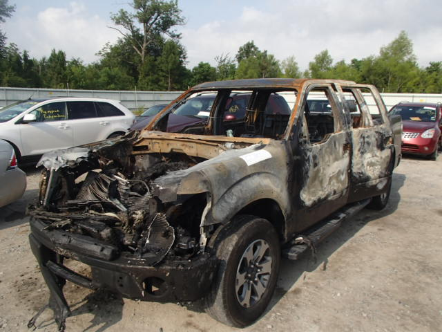1FTFW1CT6CFA22154 - 2012 FORD F150 3.5L Right View