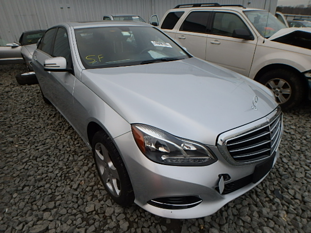 2014 MERCEDES-BENZ E3504M AWD 3.5L