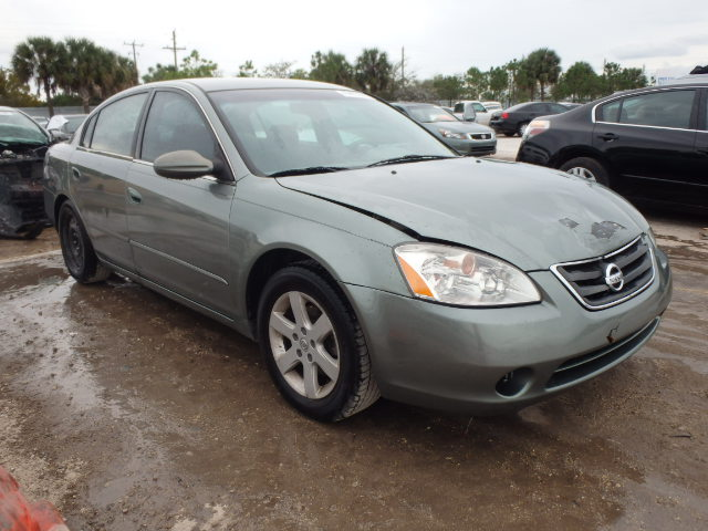 Auto Auction Ended On Vin 1n4al11e14c111369 2004 Nissan Altima S S In Fl West Palm Beach